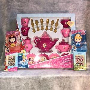 🆕 Disney Princess Gift Set Bundle 🎁
